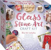 Glass Stone Art Craft Kit (tuck box) image