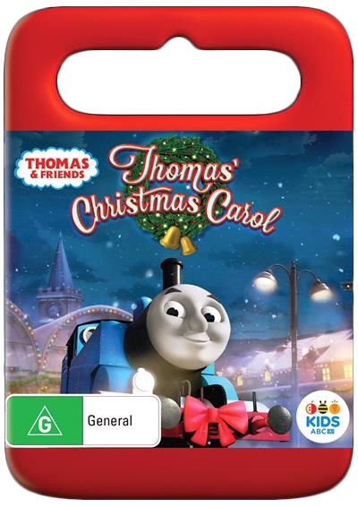 Thomas & Friends: Thomas' Christmas on DVD image