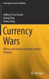 Currency Wars by Jeffrey Yi-Lin Forrest image