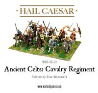 Ancient Celts: Cavalry Boxed Set image