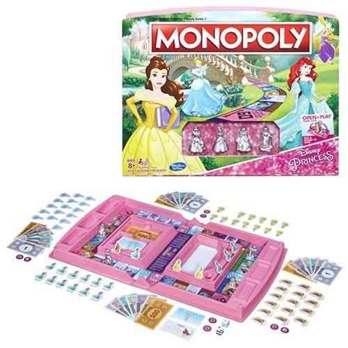 Monopoly: Disney Princess - 3D Edition image