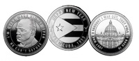 The Godfather: Collectible Coin 3-Pack (Silver Edition) image