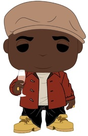 Notorious B.I.G - Big Poppa Pop! Vinyl Figure image