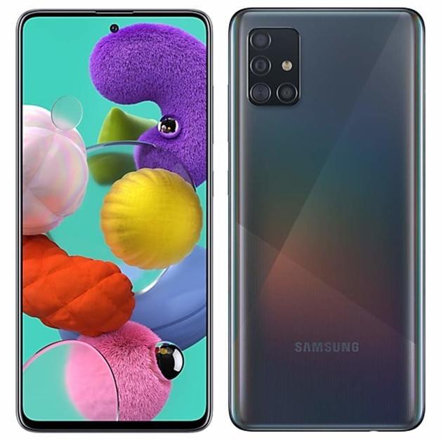 Samsung Galaxy A51 128GB (6GB RAM) - Black (Original Sim free)