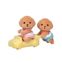 Sylvanian Families - Toy Poodle Twins