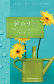 Mom's Devotional Bible by Zondervan Publishing image