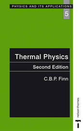 Thermal Physics, Second Edition by C.B.P. Finn image