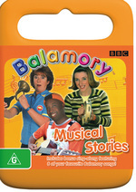 Balamory - Musical Stories (Handle Case) on DVD