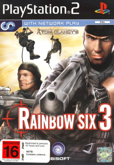 Tom Clancy's Rainbow Six 3 for PS2 image