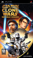Star Wars The Clone Wars: Republic Heroes (Essentials) for PSP
