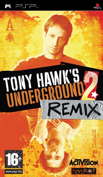 Tony Hawk's Underground 2 Remix for PSP