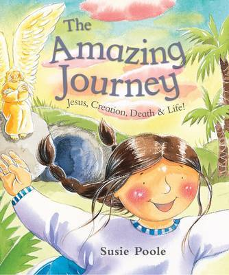 The Amazing Journey by Susie Poole image