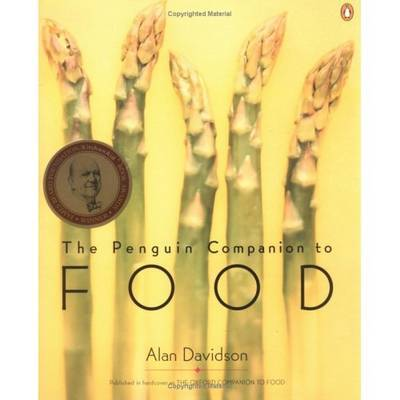 The Penguin Companion to Food by Alan Davidson image