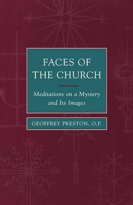 Faces of the Church by Geoffrey Preston image