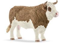 Schleich: Fleckvieh Bull