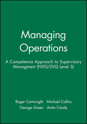 Managing Operations by Roger Cartwright image