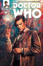 Doctor Who: New Adventures with the Eleventh Doctor by Al Ewing