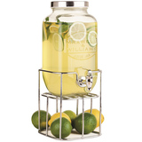 Maxwell & Williams - Olde English Juice Jar & Stand (3.5L)