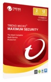Trend Micro: Maximum Security 2017 - (1-2 Devices) 1 Year Multi-Device OEM
