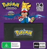 Pokemon - Season 4 (14 Disc Super Wallet) on DVD
