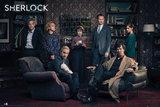 Sherlock Cast Maxi Poster (636)