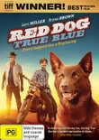 Red Dog: True Blue on DVD