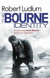The Bourne Identity by Robert Ludlum image
