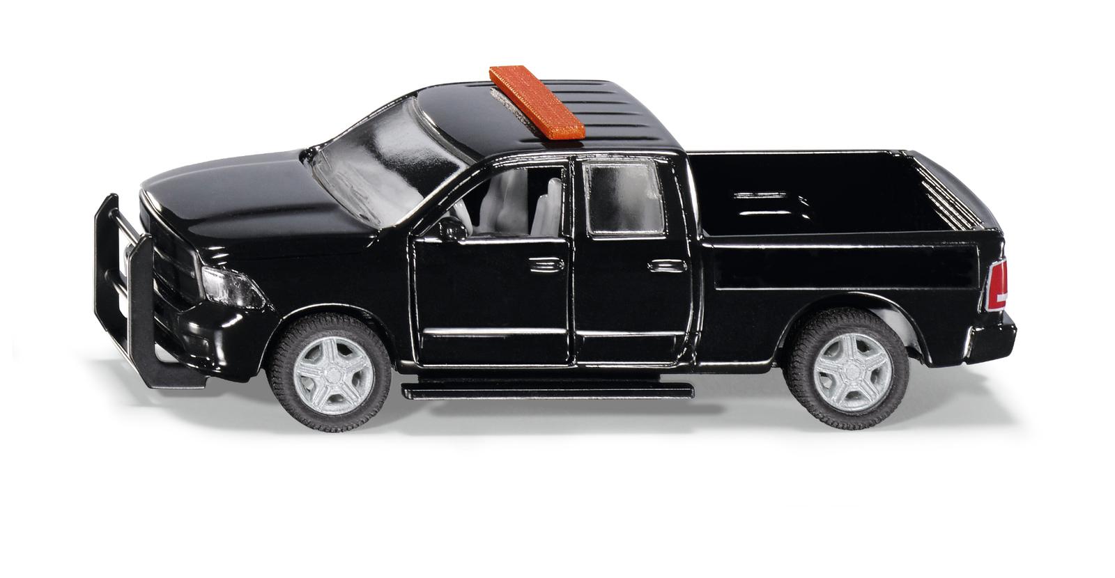 Siku: 1:50 Dodge RAM 1500 US Police Ute image