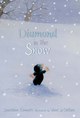 Diamond in the Snow by Jonathan Emmett image