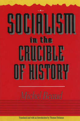 Socialism In The Crucible Of History by Michel Beaud