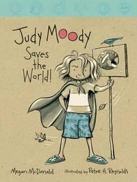 Judy Moody Saves the World by Megan McDonald image