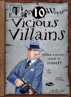 Vicious Villains by Jim Pipe image