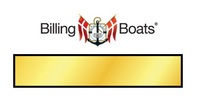 Billing Boats: Acrylic Paint - Gold (22ml)