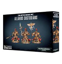 Warhammer 40,000: Adeptus Custodes Allarus Custodians