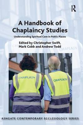 A Handbook of Chaplaincy Studies image