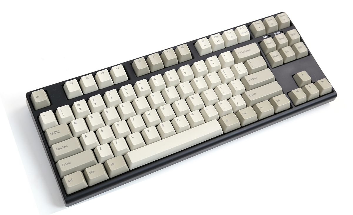 V80 TKL Cherry MX-Brown Switch keyboard image