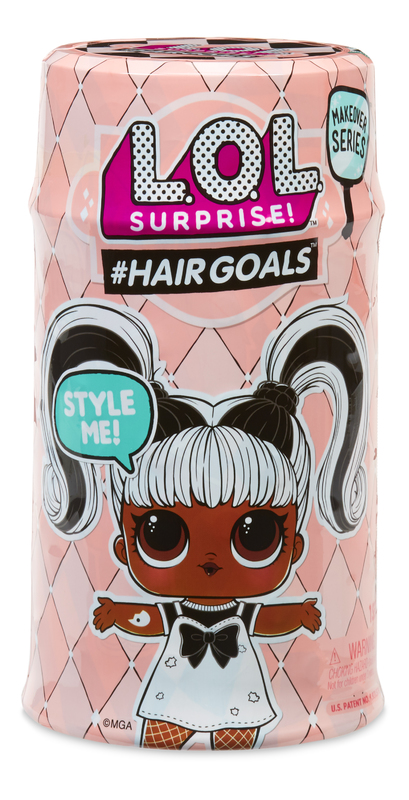 L.O.L: Surprise! Doll - Hair Goals (Blind Bag)