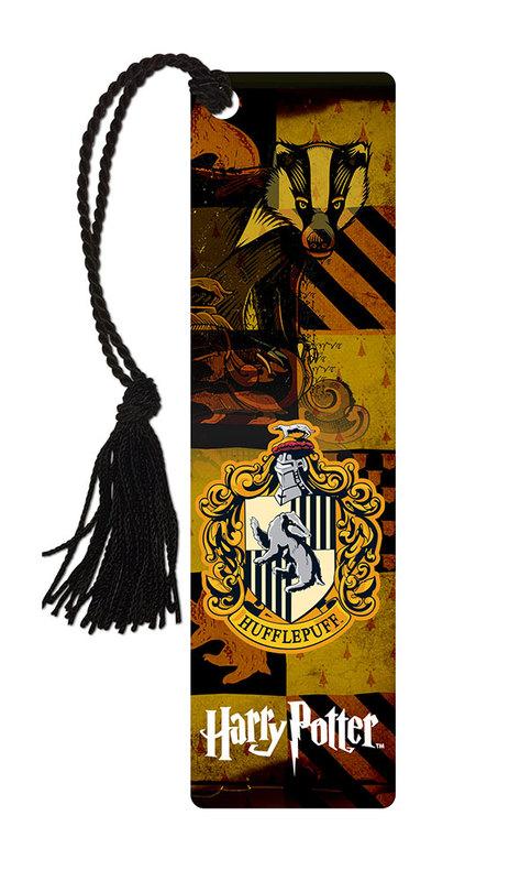 FilmCells: Premium Bookmark - Harry Potter (Hufflepuff)
