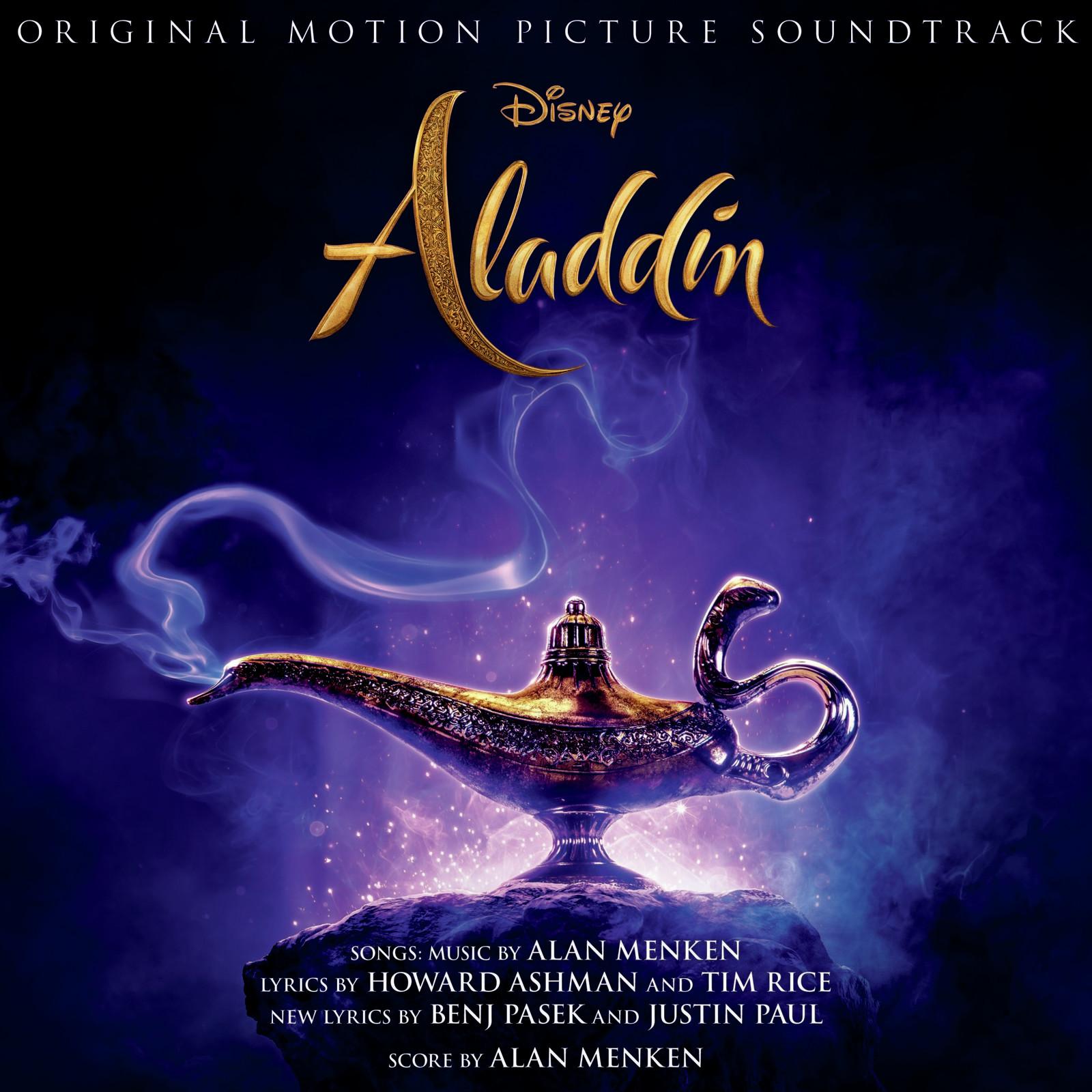 Aladdin Soundtrack by Various image