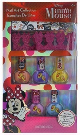 Disney's Minnie Mouse: Nail Polish Set - 5-Pack (Assorted Designs)