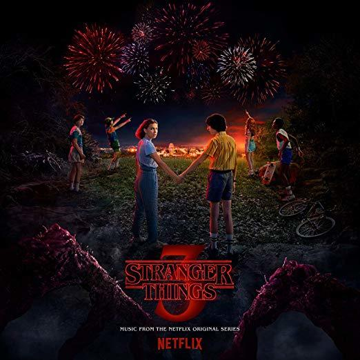 Stranger Things: Soundtrack From The Netflix Original Series - Season 3 by Various