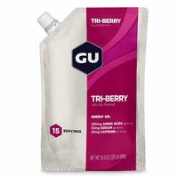 GU Energy Gel - Tri Berry (480g) 15 Servings image