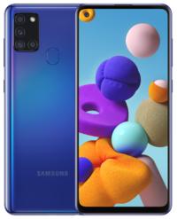 Samsung Galaxy A21s (64GB/4GB RAM) - Blue image