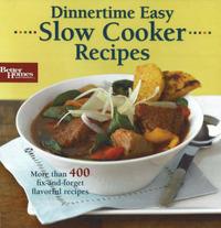 Dinnertime Easy Slow Cooker Recipes image