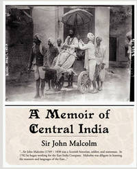 A Memoir of Central India by John Malcolm (Sir) image