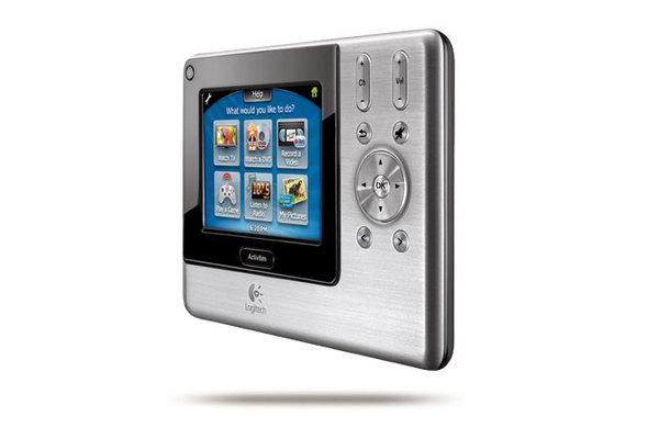 Logitech Harmony 1000i Touchscreen Universal Remote image