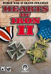 Hearts of Iron 2 for PC Games