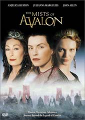 The Mists Of Avalon on DVD