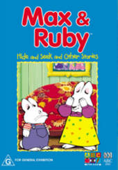 Max And Ruby - Hide And Seek And Other Stories on DVD