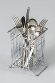 L.T. Williams - Chrome Cutlery Drainer